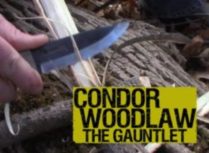 woodcraft survival knife