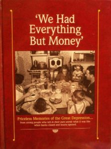 great depression lessons