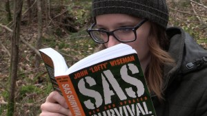 reading SAS survival manual