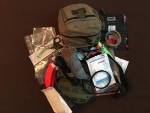 trauma kit items