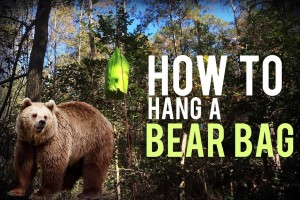 [Video] The Quick & Simple Way To Hang A Bear Bag