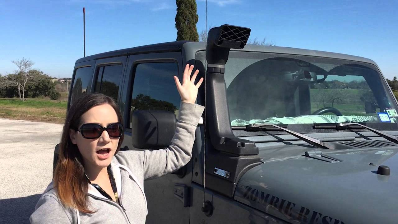 jeep hacks walkaround